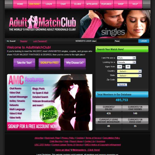 Adult Match Club