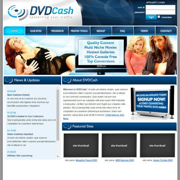 DVD Cash