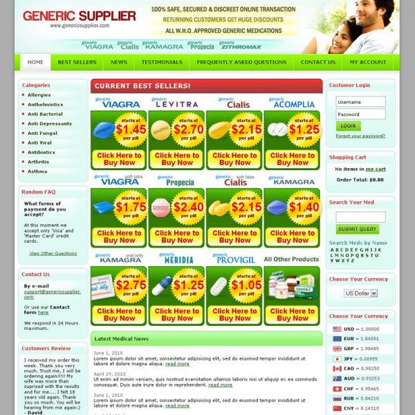 Generic Supplier