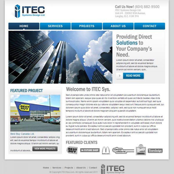 ITEC Systems Design LTD
