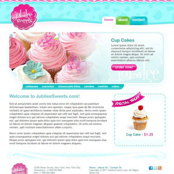 Jubilee Sweets