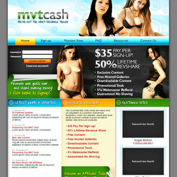 MVT Cash