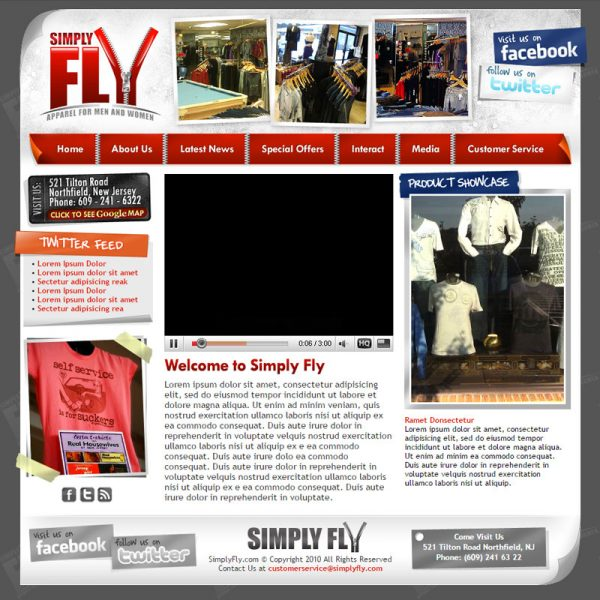 Simply Fly Apparel