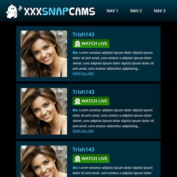 XXX Snap Cams