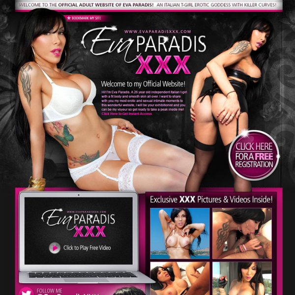 Eva Paradis XXX