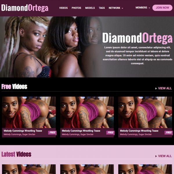 Diamond Ortega