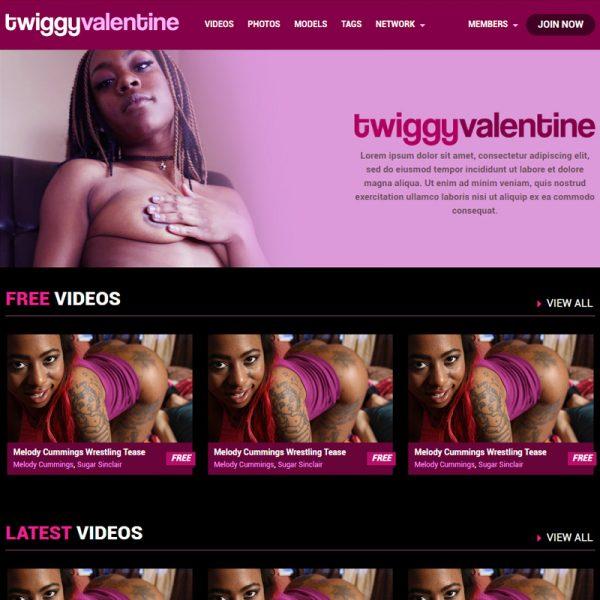 Twiggy Valentine