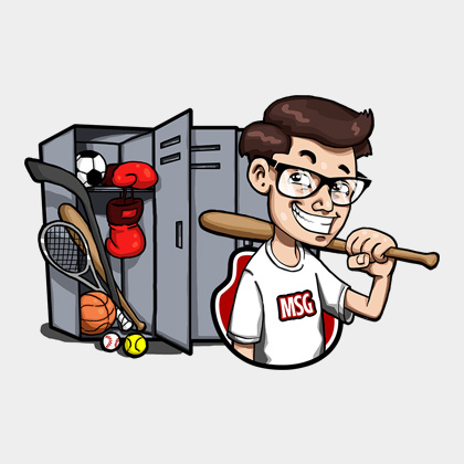 Mr. Sports Geek